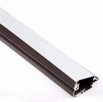 Custom Aluminum Aluminium Profile for Industrial Construction