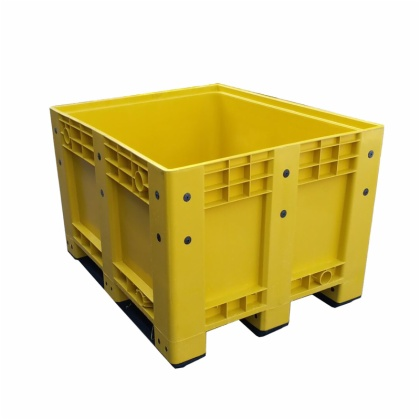 Bulk Storage  Plastic Pallet  Box with Lid