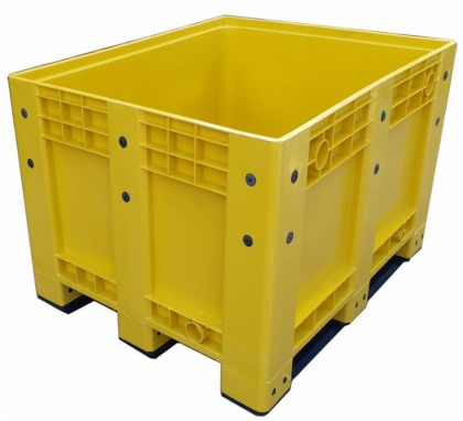 Big Volume Fruit and Vegetable Folding Pallet Box