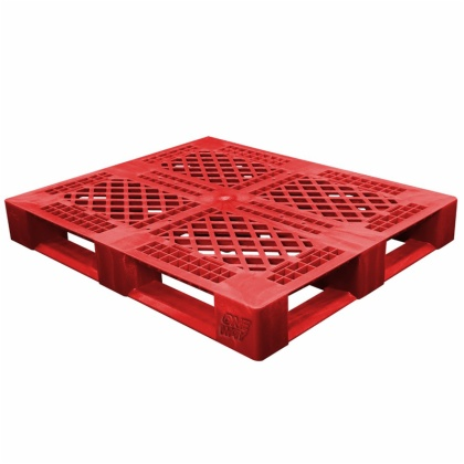 1300X1100 Light Plastic Pallet in Nice Quality, One-Face Plastic Pallet, Close Deck Plastic Pallet