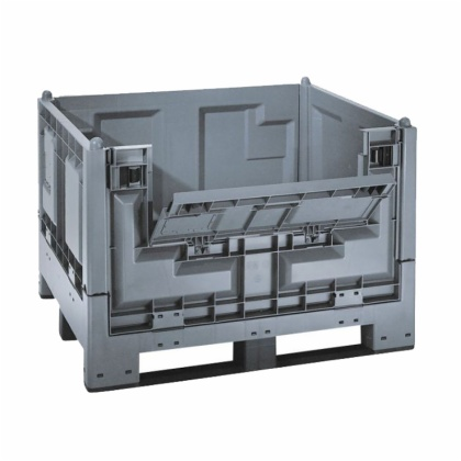 1200*1000*1000mm Collapsible Plastic  Pallet  Box