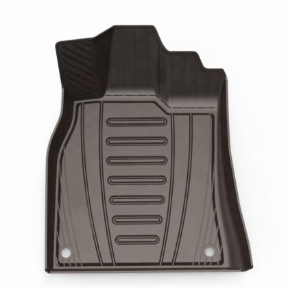 3D TPE Car Mat