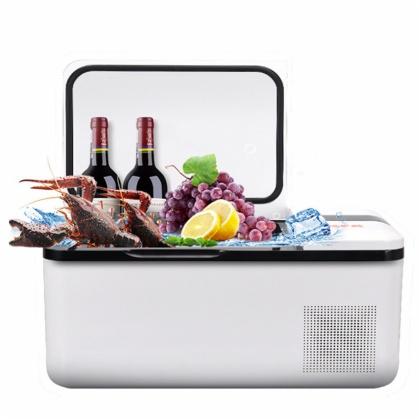 22L Car Mini Refrigerator(Single Control)