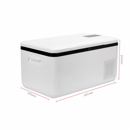 22L Car Freezer Refrigerator