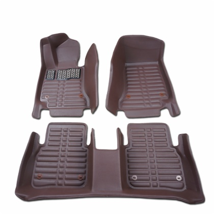 Manufacturer Sell Best Price Waterproof Monogram Car/Automotive Mats/Matting/Liners in China