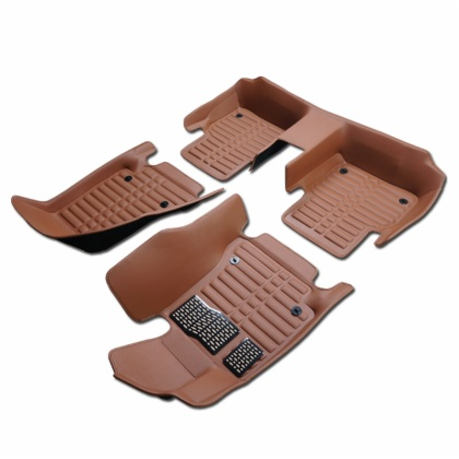 5D 7D PVC Coil Car Mat for BMW 5 Series
