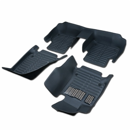 Custom Best Personalized Husky Fit Car Floor Mats in China for Ford/BMW/SUV/Honda
