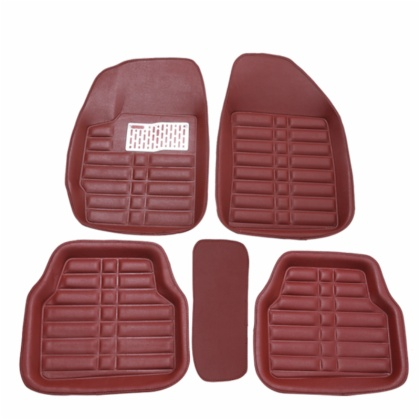 Special 3D Hot Press Car Mat for Volkswagen